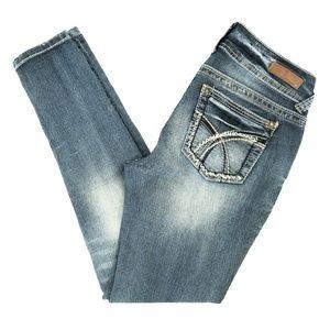 Wallflower Jeans Luscious Curvy Skinny Mid Rise 7